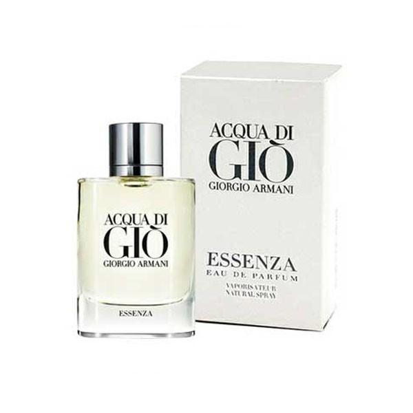 ACQUA DI GIO ESSENZA POUR HOMME EDP VAPORIZADOR - Perfumeries Neus d8232f5e03f