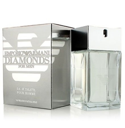 ARMANI EMPORIO DIAMONDS MEN EAU DE TOILETTE VAPORIZADOR