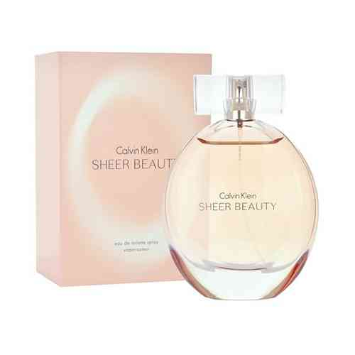 CK SHEER BEAUTY EAU DE TOILETTE