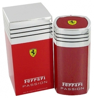 FERRARI PASSION EAU DE TOILETTE VAPO 100ml