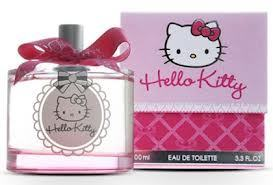 HELLO KITTY EAU DE TOILETTE VAPORIZADOR