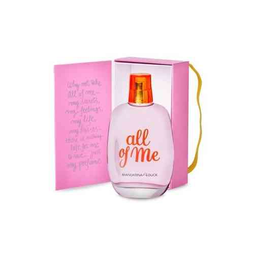 MANDARINA DUCK ALL OF ME WOMAN EAU DE TOILETTE VAPORIZADOR