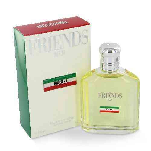 MOSCHINO FRIENDS MEN EAU DE TOILETTE