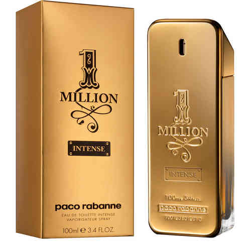 ONE MILLION INTENSE EAU DE TOILETTE VAPORIZADOR