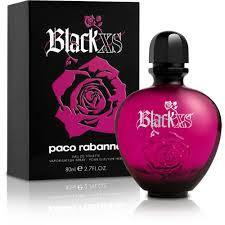BLACK XS WOMEN EAU DE TOILETTE
