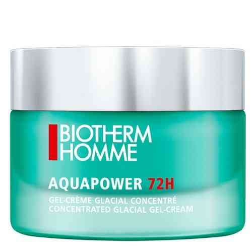BIOTHERM HOMME AQUAPOWER 72H HYDRATANT GLACIAL CONCENTRE 50ml