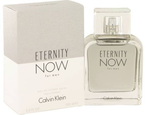 ETERNITY NOW FOR MEN EAU DE TOILETTE