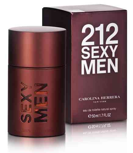 212 SEXY MEN EAU DE TOILETTE