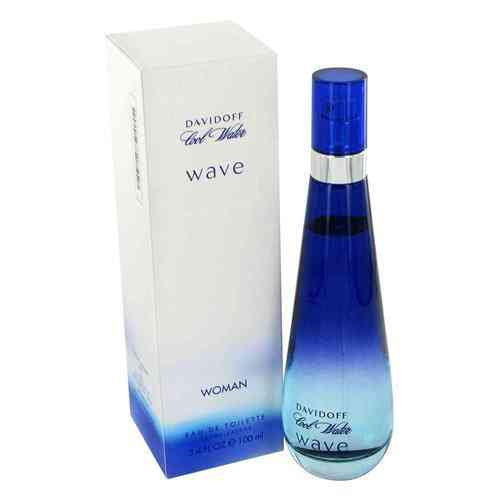 COOL WATER WAVE EAU DE TOILETTE VAPORIZADOR