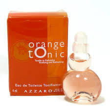 ORANGE TONIC EAU DE TOILETTE VAPORIZADOR