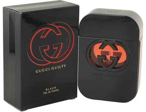 GUCCI GUILTY BLACK WM EAU DE TOILETTE VAPORIZADOR