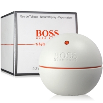 BOSS WHITE EDITION EAU DE TOILETTE VAPORIZADOR