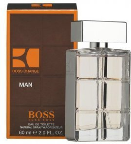 BOSS ORANGE MAN EAU DE TOILETTE