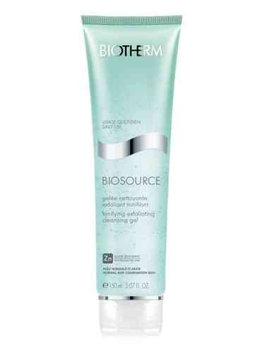 BIOTHERM BIOSOURCE GELEE NETTOYANT EXFOLIANT TONIFIANT PNM 150ml