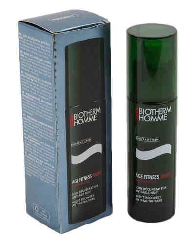 BIOTHERM HOMME AGE FITNES NIGHT ADVANCED 50ml